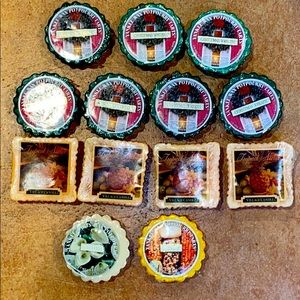 13 Assorted Yankee Candle & Village Candle Tarts
